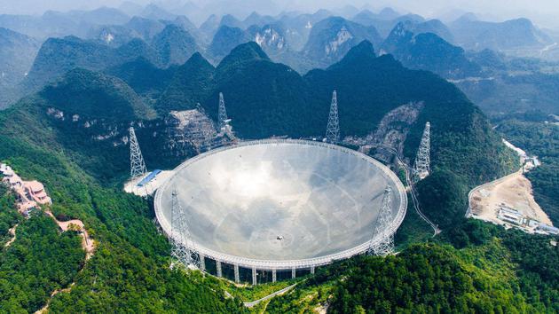 中国天眼FAST新发现201颗脉冲星 对当代通用银河系电子密度模型提出挑战