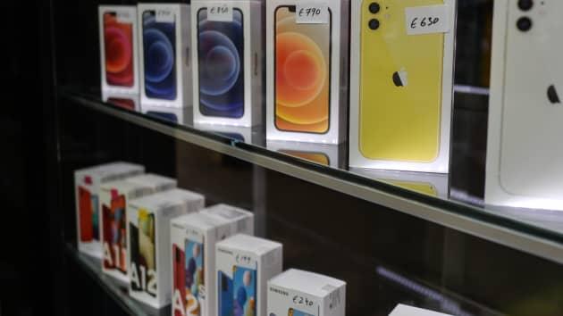 手机厂商也难逃一劫,全球芯片短缺开始席卷<em>智能手机</em>行业