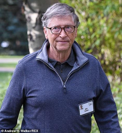 该项目由亿万富翁、微软创始人比尔·盖茨资助(如图)