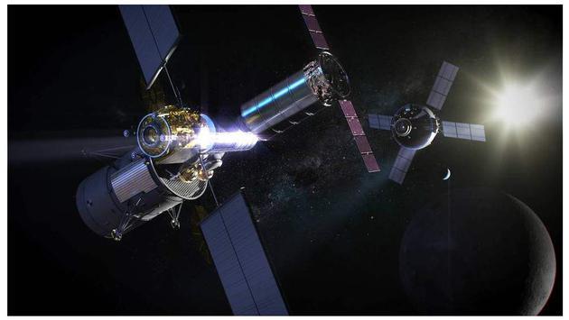 2020年太空航天十大大事件 火星太空舰队即将起飞