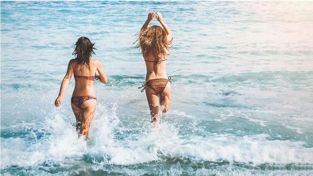 夏季日照强烈,防晒不光是防止晒黑,更是防止晒伤,来源:Freepik.com