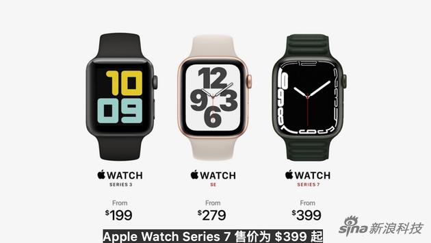 3代Apple Watch真坚强