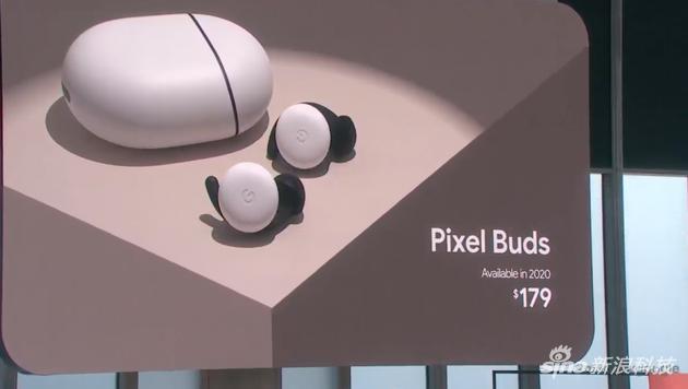 Pixel Buds无线耳机