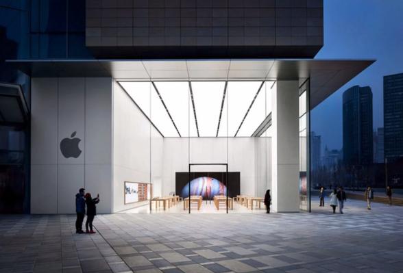 苹果:中国地区又有10家Apple Store恢复营业 营业时间为11点至18点