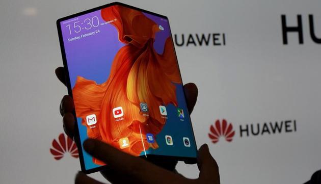被称为最贵5G手机的华为Mate X