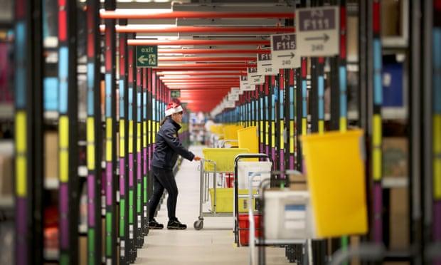 """英国零售商乐购CEO戴夫·刘易斯 呼吁对网络零售商征收""""亚马逊税"""""""