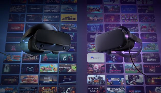 Oculus推出beta模式的Link系統,兼容有線和無線兩種玩法