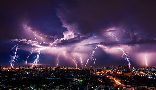 闪电可以有多大?成像技术发展正不断带来新发现