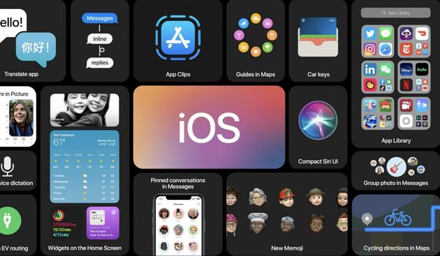 苹果上线小程序