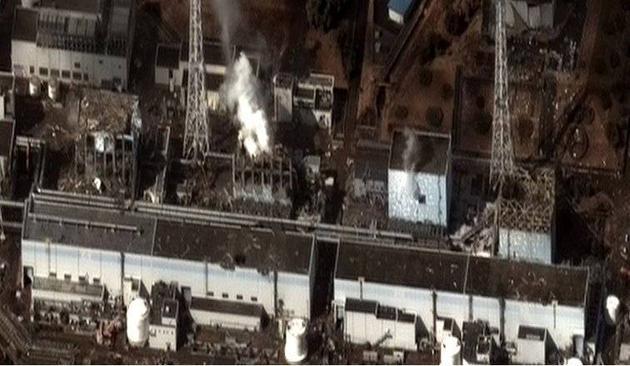 震驚世界的福島核泄漏事件。/wiki