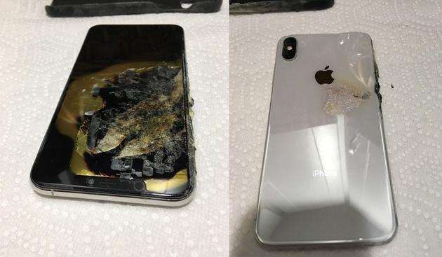 用户称iPhone XS Max在口袋自燃:客服无额外赔偿