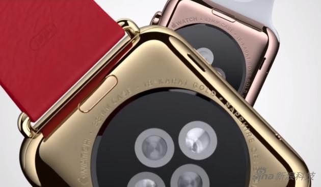 18K金表是Apple Watch一次不成功的嘗試