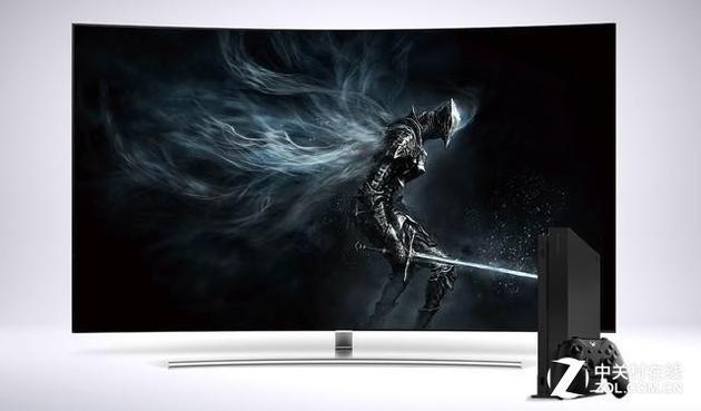 三星QLED电视成为XboxOneX游戏机官方显示设备