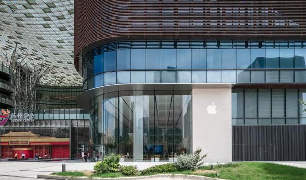 苏州首家Apple Store