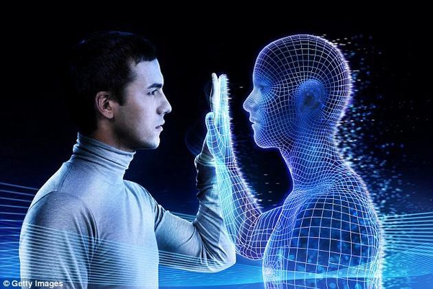 科学家称未来人类可将个性下载至电脑 实现不死之身的照片 - 1