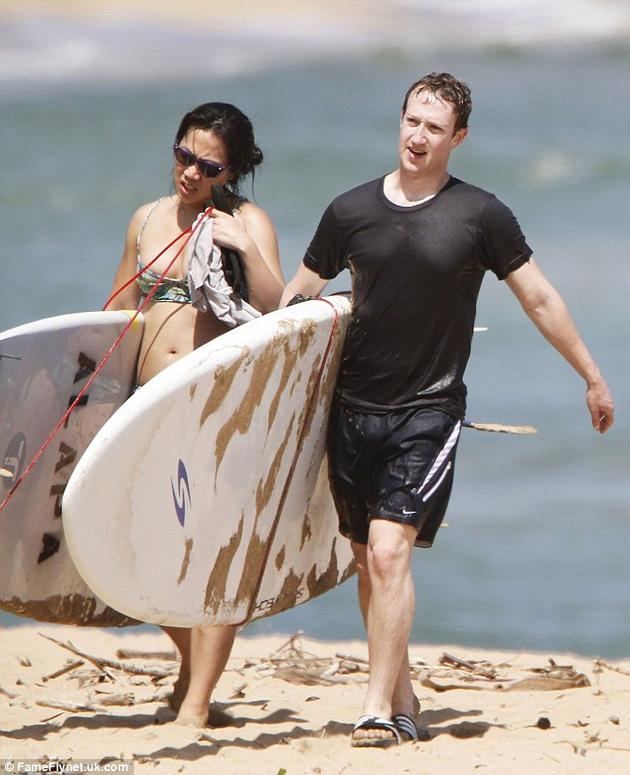 扎克伯格在夏威夷岛屿上砌墙 引发当地居民强烈不满