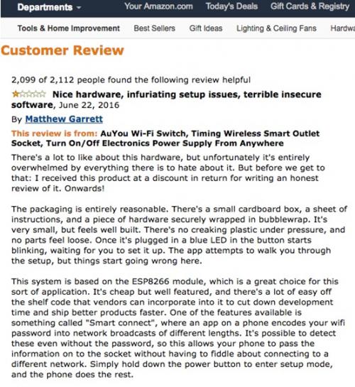 美國買家亞馬遜網購給差評 中國商家數封郵件請求刪除(圖)圖片 第2張