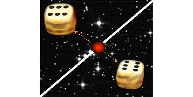"""量子纠缠态_""""无条件安全""""的量子通信,这些知识你应该知道_论坛-海尔创客 ..."""