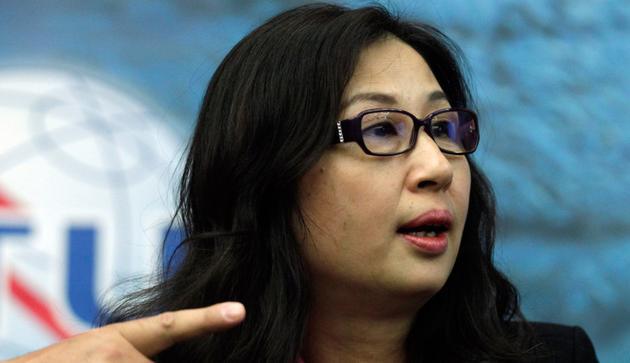 《财富》评全球50大最具影响力女性:董明珠柳青上榜的照片 - 9