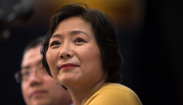 《财富》评全球50大最具影响力女性:董明珠柳青上榜的照片 - 3