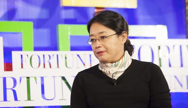 《财富》评全球50大最具影响力女性:董明珠柳青上榜的照片 - 6