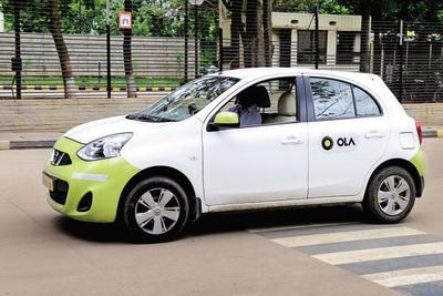 印度打车服务Ola拟融资6亿美元 死磕Uber