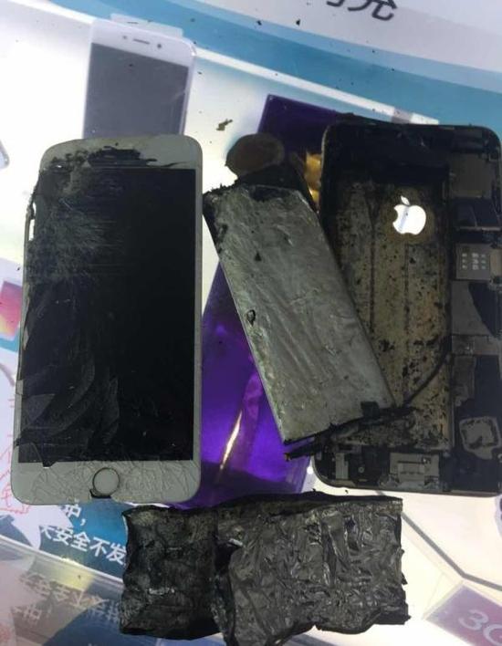 iPhone频频爆炸 苹果要步三星后尘?