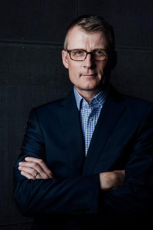 原法樂第未來產品營銷與市場推廣規劃負責人約爾格·薩默