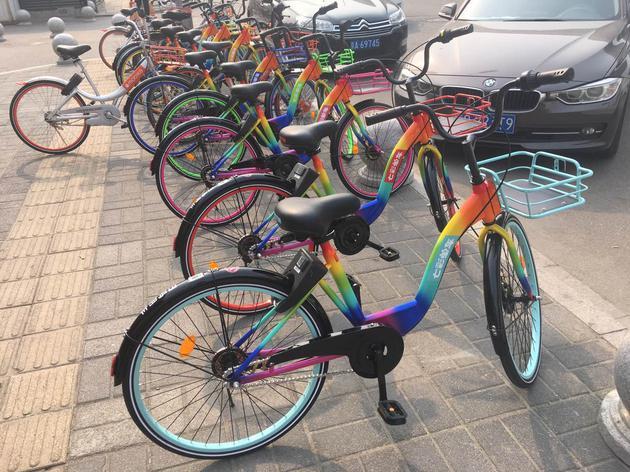 共享单车新玩家聚焦二三线城市 但这并非一片蓝海-雪花新闻