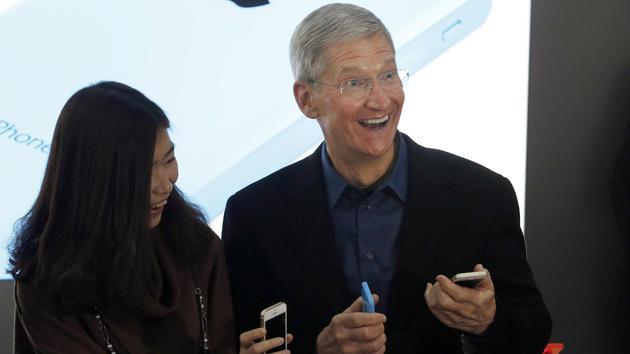 """多亏中国 苹果终于允许""""打赏""""功能了的照片"""
