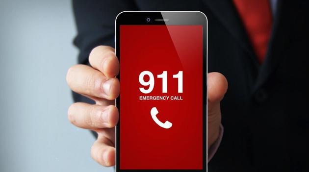 大量用户测试报警功能 多伦多iPhone用户玩儿坏警方