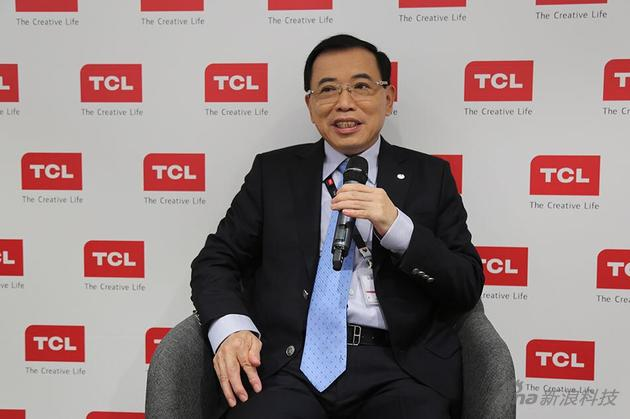 TCL集团公司董事长兼CEO李东生