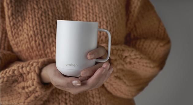 Ember陶瓷杯并不是普通的杯子