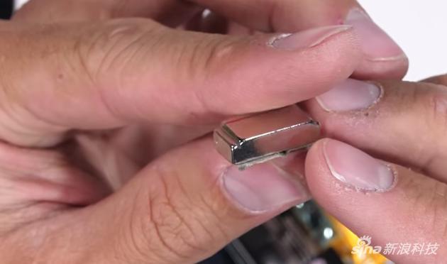 一大块磁铁