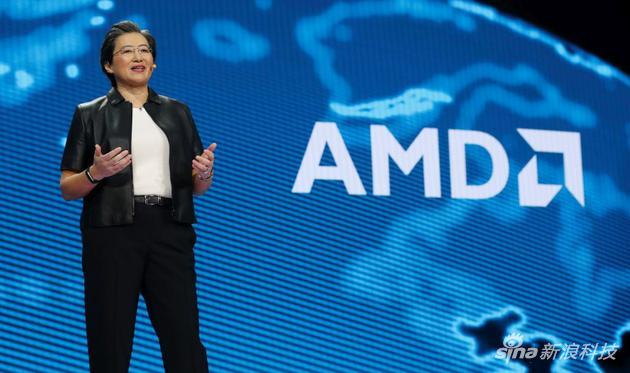 AMD发布二代霄龙