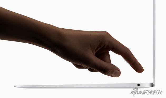 指纹电源开机融为一体
