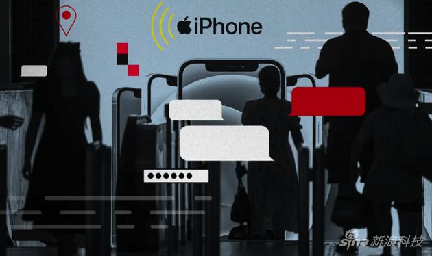 苹果iPhone被曝存在安全隐患
