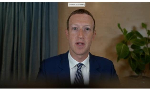 扎克伯格视频连线出故障导致听证会中断 议员:明白他的感受