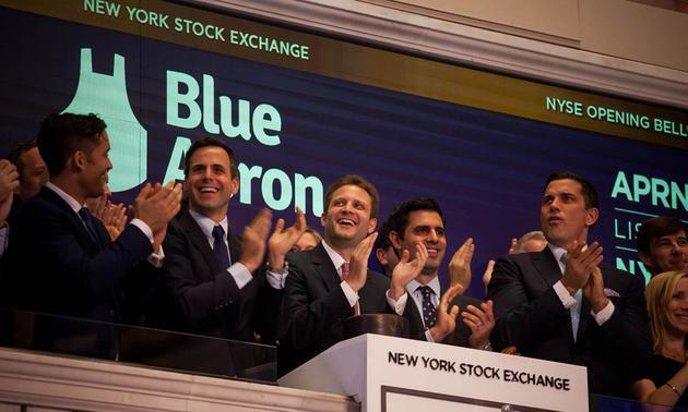 净菜电商Blue Apron为实现盈利裁员4% CEO即将卸任