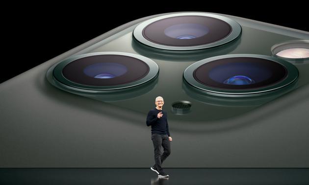 蘋果將與中國的10家供應商,投資近3億美元建設新...