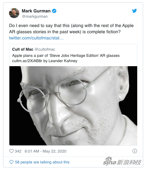 马克·古尔曼认为Jon的爆料都是胡扯