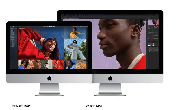 5K屏幕也有小幅升级