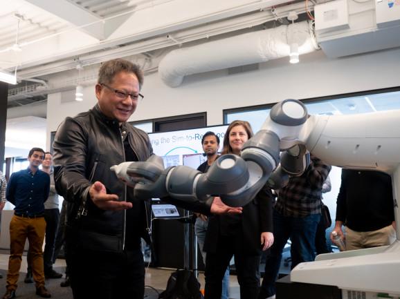 英伟达在西雅图设机器人实验室 聘请华盛顿大学教授