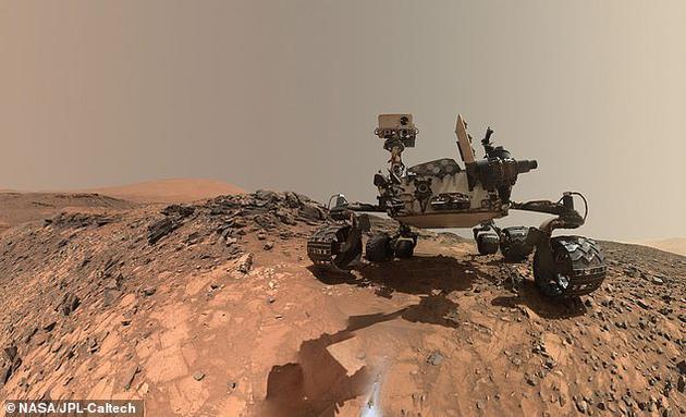 火星上的神秘发现:好奇号发现神奇的白光