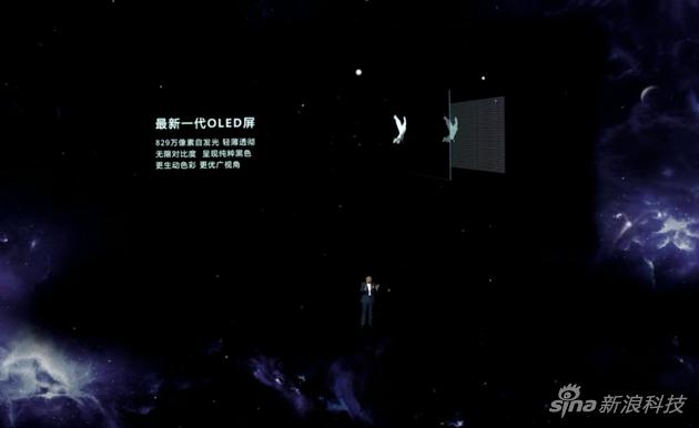 4K OLED屏幕