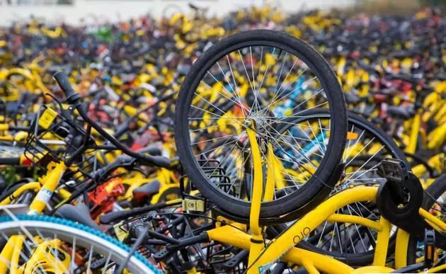 深圳数百辆无损共享单车被运至报废厂 警方介入调查