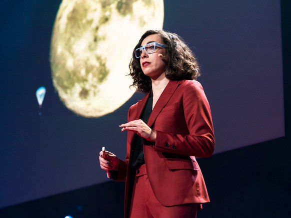 Erika Hamden, an astrophysicist at the University of Arizona in the United States, shared his work on time and again at the recent 20th TED conference. In fact, this is a perfect motivational speech.