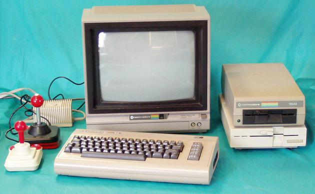 Commodore 64电脑