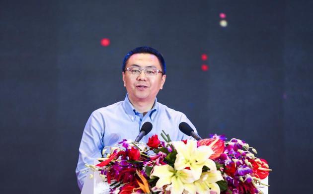 阿里巴巴文化娱乐集团CFO、阿里文学CEO黎直前(宇乾)
