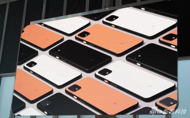 谷歌发布Pixel 4系列手机,配备人脸解锁功能